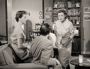 The Star (1952 film) - June Travis, Herb Vigran and Bette Davis