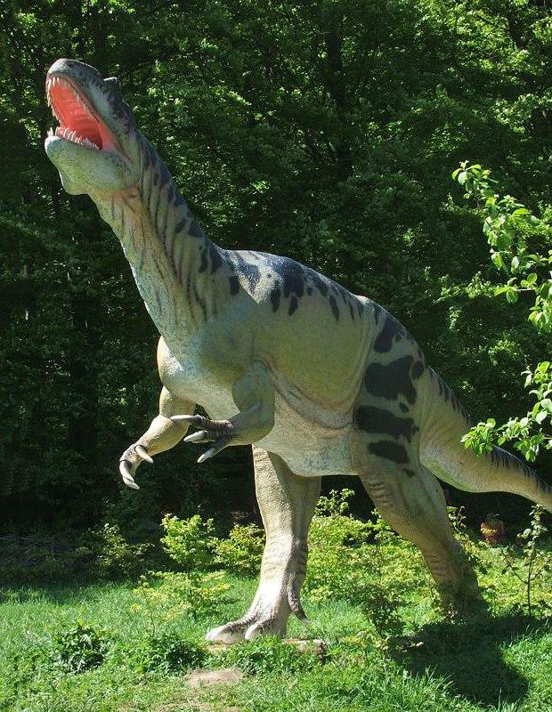 Jurassic Park for kids in Kletno PL