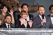 Jurassic World - Il regno distrutto - Wikipedia