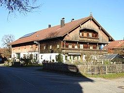 Königsdorf, TÖL Osterhofen Dorfstr Nr 32 v SW