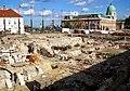 Középkori romok, Szent György tér, Vár.jpg