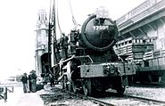KCR locomotive 77509