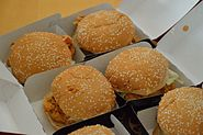 KFC - Chicken Zinger Burger - Kolkata 2013-02-08 4441