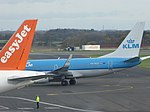 KLM (PH-BGK), Newcastle Airport, November 2015 (01).JPG