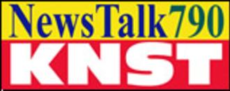 KNST - former logo