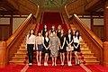 KOCIS First lady Kim Yoon-ok and SNSD, Girls' Generation (6068662692).jpg
