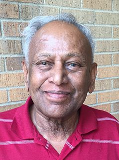 K. R. Rao Professor at UTA