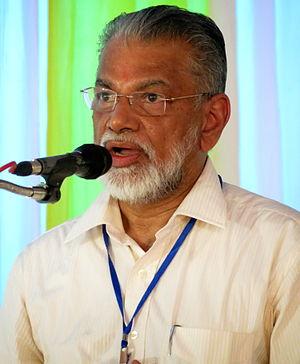K. Radhakrishnan - Radhakrishnan in 2013