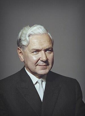 Kaarlo af Heurlin - Kaarlo af Heurlin in 1965.