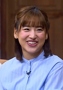 Haruka Nakagawa Japanese singer and model