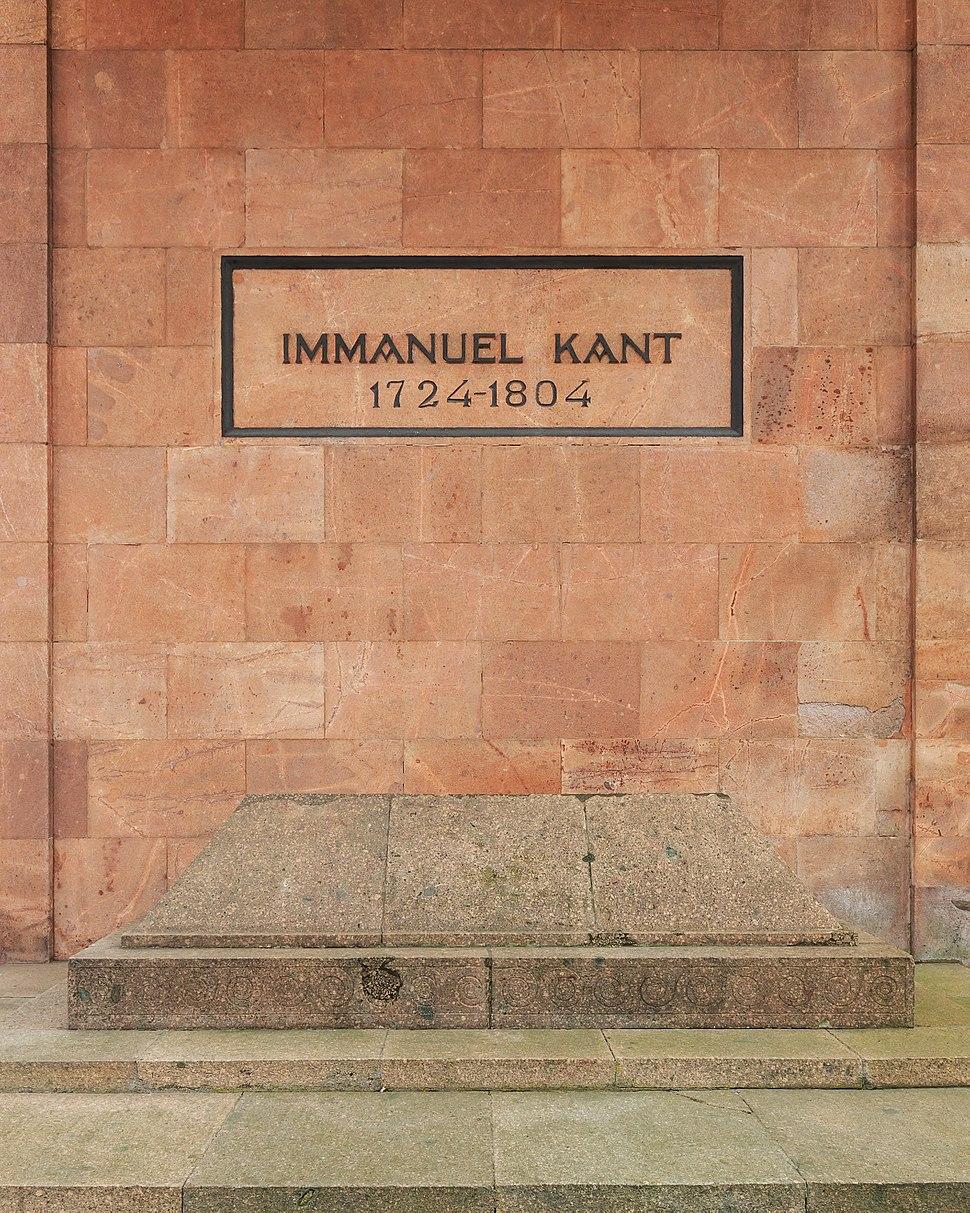 Kaliningrad 05-2017 img05 Kant Island