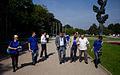 Kandydaci Platformy Obywatelskiej do parlamentu - Błekitna Sobota pod pomnikiem Trzech Orłów (6124893970).jpg