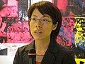 Kang Shu-hua, Taipei Women's Rescue Foundation 20121218.jpg