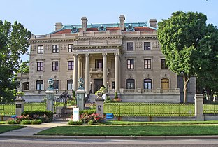 Kansas City Museum (R.A. Long Residence   Corinthian Hall)