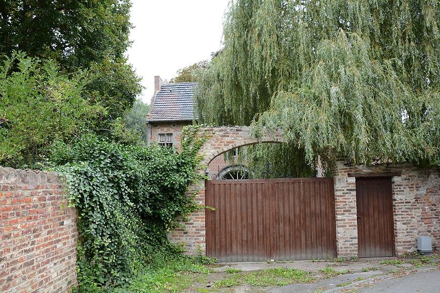 Kartuizerklooster, Kapellestraat 74, Herne