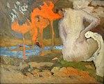 Karel Špillar - Leda and the Swan.jpg