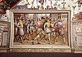 Karel van mander e aiuti, sala di fetonte, 1574-77, scene della notte di san bartolomeo, gaspard de coligny 00.jpg