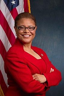 Karen Bass U.S. Representative from California