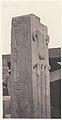 Karnak (Thèbes), Palais - Construction de Granit - Pilier Sculpté, au Point P MET DP71379.jpg