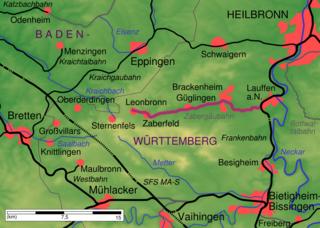 Zabergäu Railway