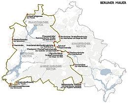 Berlijnse Muur Wikipedia