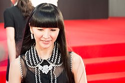 "Kashiyuka (Perfume) ""We Are Perfume"" at Opening Ceremony of the 28th Tokyo International Film Festival (22440092051).jpg"