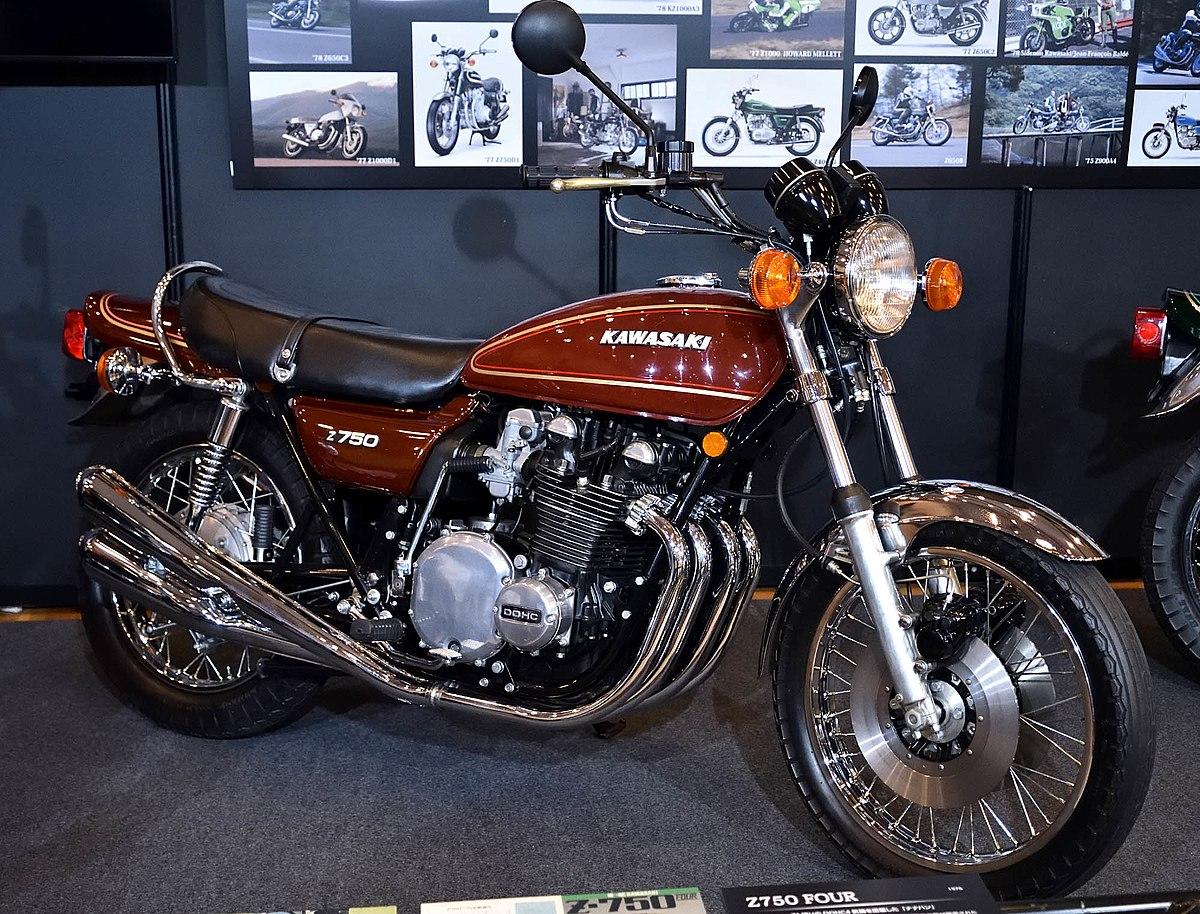 kawasaki z750  1973