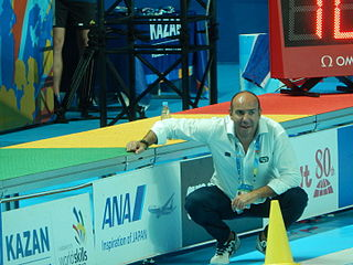 Ivica Tucak Croatian water polo player and coach