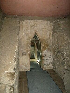 Thracian Tomb of Kazanlak - Image: Kazanlak tomb 2