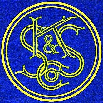 Kellogg Switchboard & Supply Company - Kellogg company logo (ca. 1907)