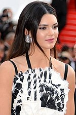 Kendall Jenner Cannes 2014 (cropped).jpg