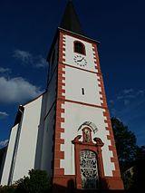 Catholic parish church St. Margaretha