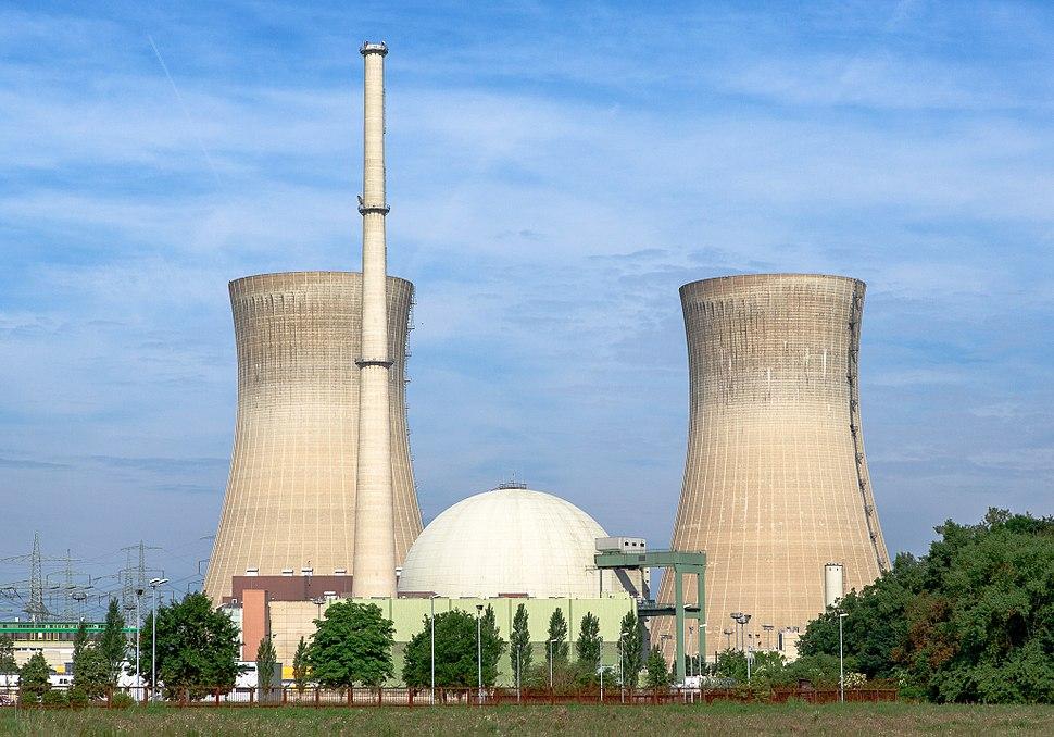 Kernkraftwerk Grafenrheinfeld - 2013