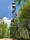 Kettlefoot Fire Lookout Tower