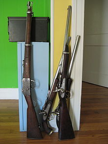 Improvised firearm - Wikipedia