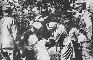 Ethnic cleansing of Zamojszczyzna by Nazi Germany Attempt of colonization during WW II