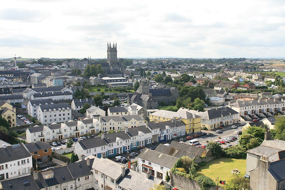 Skyline of Kilkenny