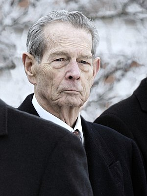Michael I of Romania - King Michael in 2007