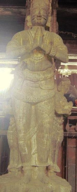 Viswanatha Nayak - King Viswanatha Nayak, Founder of Madurai Nayak Dynasty