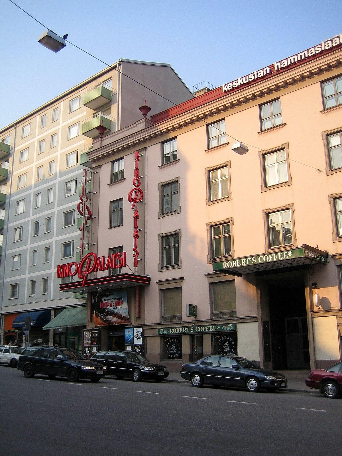 Elokuvateatterit Turku