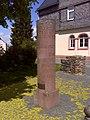 Kirchberg (Hunsrück), Römischer Meilenstein.jpg