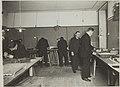 Kirjansidonnan kultauksen opetustilanne, 1920-luku. Opettajina H. Malin ja C. Jansson.-TaiKV-07-016.jpg