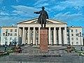 Kirov monument in Samara.jpg