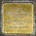 Kirschner Miklós stolperstein (Budapest-06 Zichy Jenő u 35).jpg