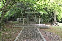 Kitabatake Chikafusa's grave.JPG