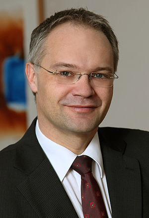 Klaus Tschütscher is the head of government of...