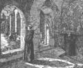 Klausur der Michaelsbasilika von Heinrich Hoffmann.png