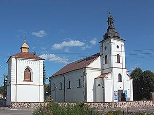 Brańsk - Roman Catholic church