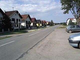 Koška Municipality in Osijek-Baranja, Croatia