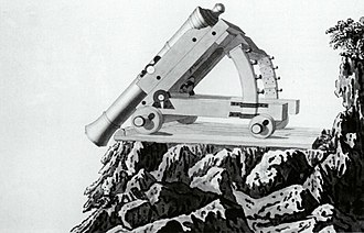 Koehler Depressing Carriage - Koehler's Depressing Carriage, as depicted by its inventor